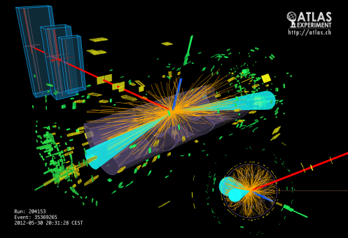Evidence of the Higgs boson decaying to fermions!